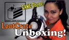 "Lootcrate Unboxing - Portal ""CAKE"" Theme with StrangeLuv"