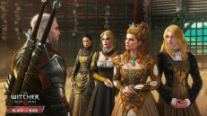 Witcher 3 Blood and Wine Anna Henrietta and Crew