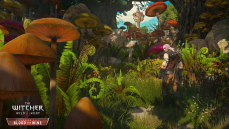 Witcher 3 Blood and Wine Huge Mushrooms