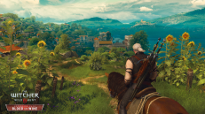 Witcher 3 Blood and Wine Countryside