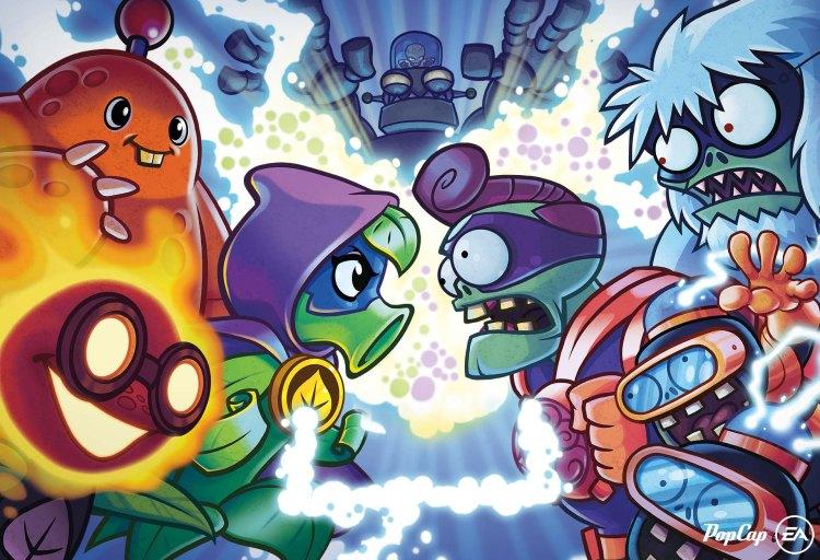 PvZ-Heroes-Art-StrangeLuv-Gaming